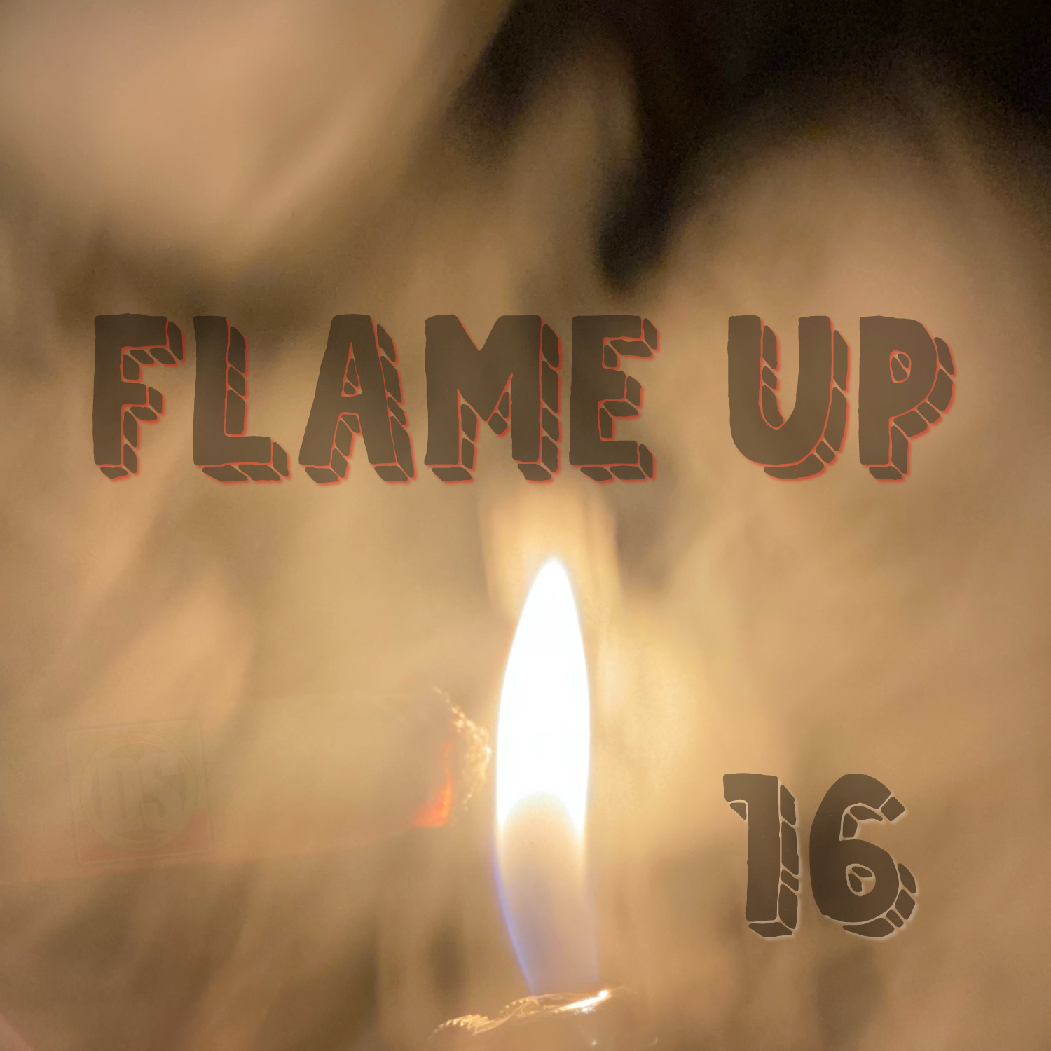 flame up 16 cover